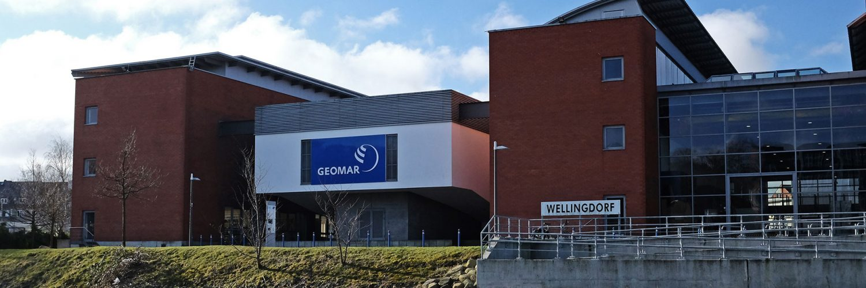 GEOMAR en Kiel.