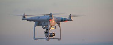 Dron, vehículo aéreo no tripulado.