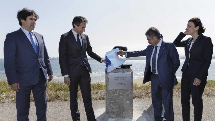 Raos 9, nuevo muelle en el Puerto de Santander.