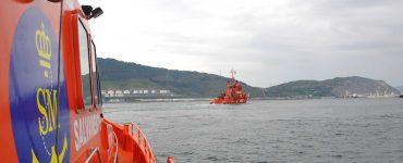 Buque de Salvamento Marítimo.